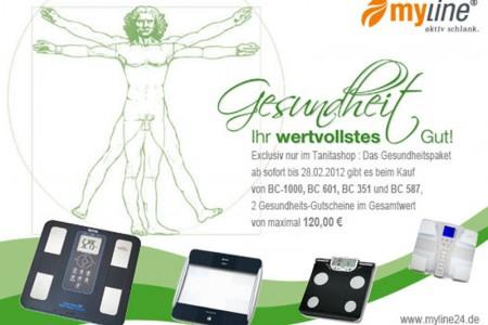 Tanita Online GmbH: Erstellung Teaser und Banner