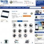 Onlineshop: Tanita Online GmbH