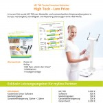 Flyer Weightcheckers GmbH